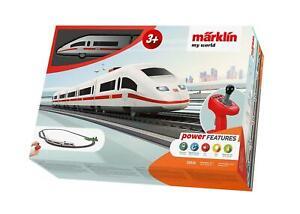 Maerklin-29330-My-World-Ice-3-Modelleisenbahn-Startset-Spur-H0