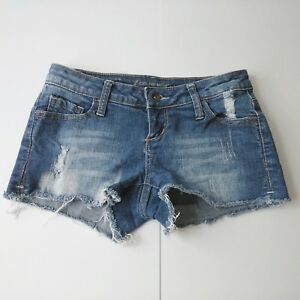3b0a97111dcac Image is loading Zco-Premium-Women-039-s-Short-Shorts-Size-