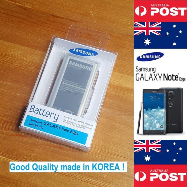 Samsung Note Edge Battery Genuine Australian Retail N915 EB-BN915BBE - Local