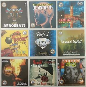 Pumping-9CD-Party-Pack-All-the-music-you-039-ll-need-for-a-fantastic-Party