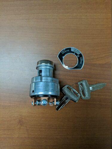 Kubota Key Switch 1E013-63590 183827 OEM Grasshopper New Style