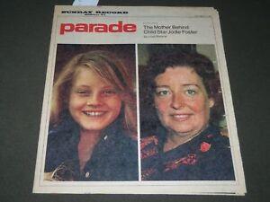 1976 OCTOBER 10 SUNDAY RECORD PARADE MAGAZINE SECTION