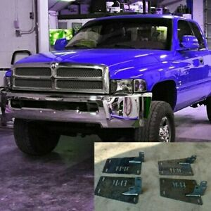 4th Gen Dodge Ram Bumper
