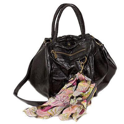 MISS SIXTY DESIGNER SHOULDER HANDBAG EVENING BAG HOBO SATCHEL BLACK сумка | eBay