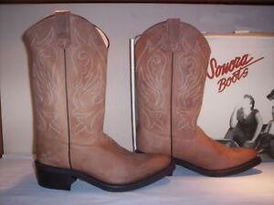 Texani 41 Sonora Details About Marroni Pelle Equitazione Uomo 45 Western Stivali Boot Camperos pSMUVz
