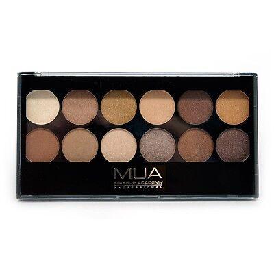 MUA Make Up Academy Eyeshadow Palette New/Sealed
