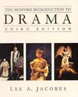 The Bedford Introduction to Drama by Lee A. Jacobus (1996, Paperback)