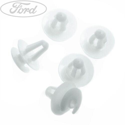 Genuine Ford Focus MK2 Kuga MK1 Body Moulding Clip x5 1684265
