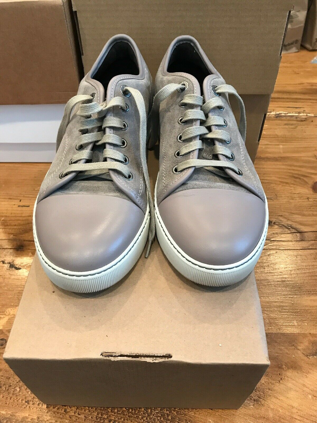 Lanvin Paris Men's Lanvin Sneakers shoes - Size 7