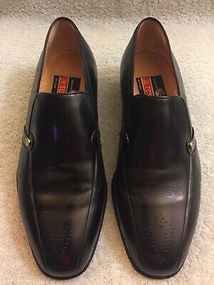 Details about  /242732 SPi60 Men/'s Shoes Size 9 M Brown Leather Made in Italy Johnston /& Murphy