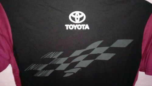 NASCAR Racing Joe Gibbs Racing Wicked Quick Team Issued Short Sleeve T-shirt