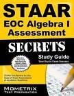 STAAR EOC Algebra I Assessment Secrets: STAAR Test Review for the State of Texas Assessments of Academic Readiness by Mometrix Media LLC (Paperback / softback, 2016)