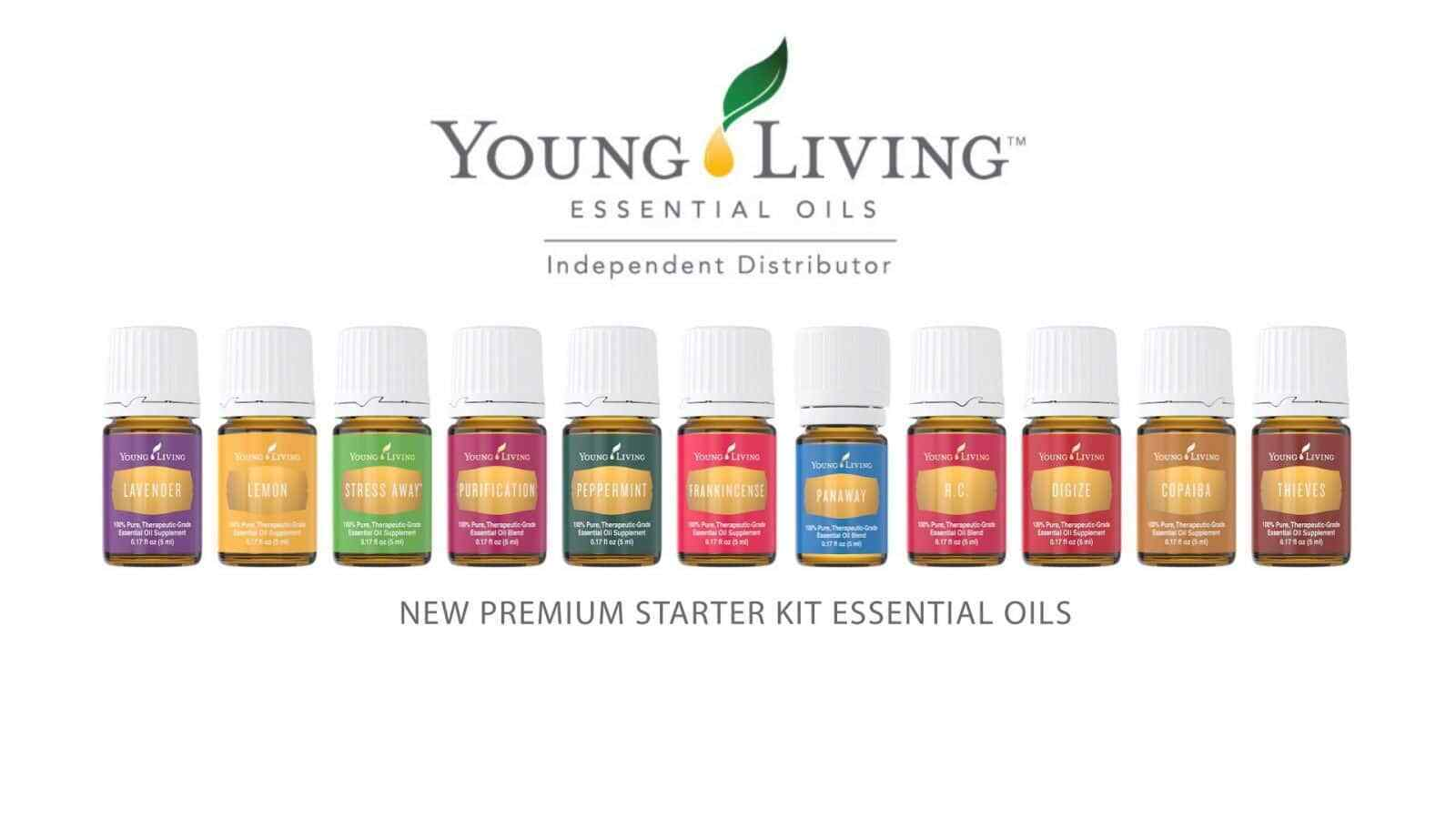 Young Living Essential Oils, Sealed Bottles & Wholesale Pric