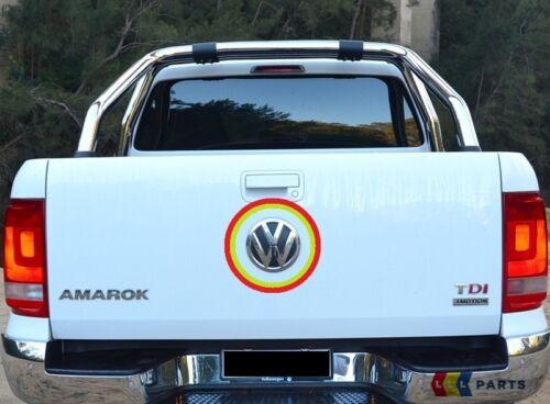NEW GENUINE VW AMAROK 13-16 CHROME VW TRUNK BOOT LID BADGE EMBLEM 2H5853630A ULM