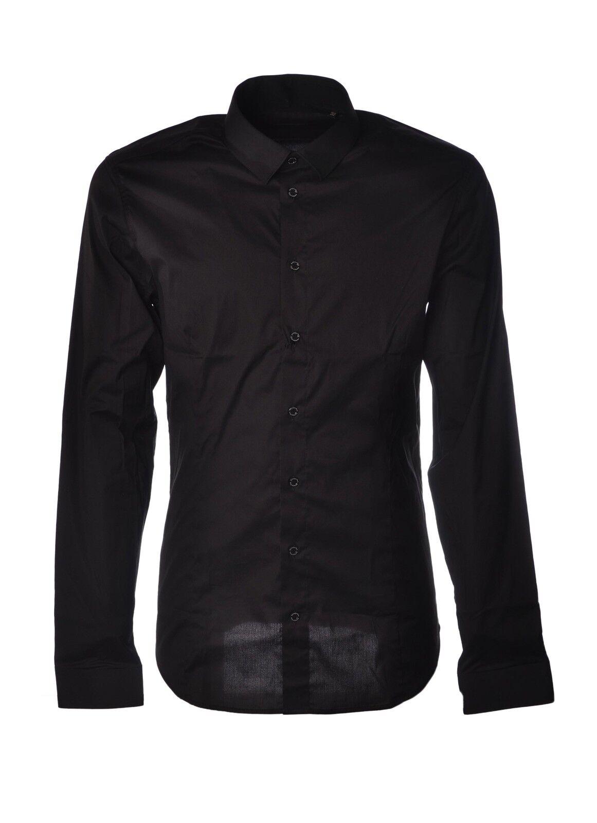 Patrizia Pepe  -  Shirt - Männchen - Schwarz - 3810129A185552