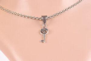 Halskette-ALUDRA-Collar-Necklace-SM-Slave-Sklave-Triskele-Kette-Fetisch-50005