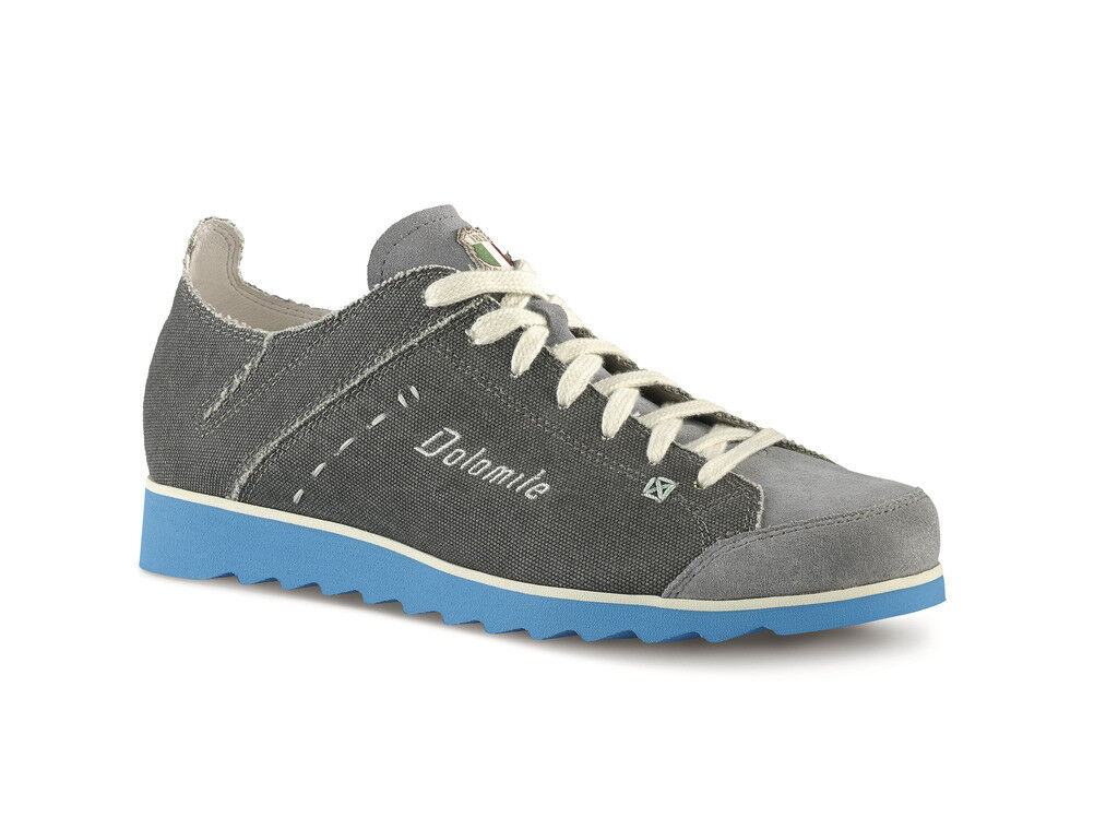 Dolomite Cinquantaquattro 54 travel Canvas grey blue scarpe Casual