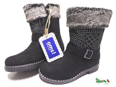 OFFERTA ORIGINAL MARINES Stivali stivaletti boots bimba bambina cerniera gomma 1 | eBay