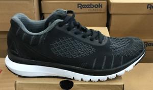 Reebok Print Smooth ULTK Women's Running Shoes Black/Coal/Dust BD4537 Sz6-9 L