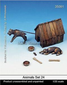 Mantis-miniatures-1-35-35091-Animals-Set-24