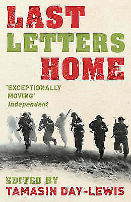 Last Letters Home, Day-Lewis, Tamasin, Very Good Book
