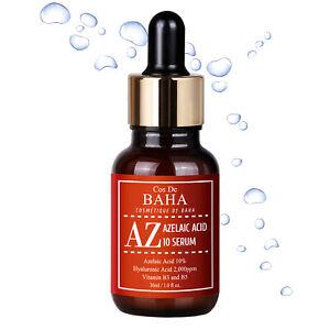 Azelaic-Acid-10-Facial-Serum-Rosacea-Acne-Vitamin-B3-B5-Reduce-White-Blackheads