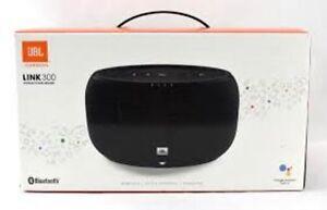 JBL-LINK-300-Wireless-Bluetooth-Speaker-Google-Assistant-Choose-Color