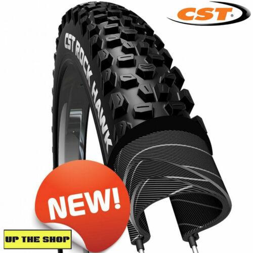 CST Rock Hawk Tubeless Ready 27.5 x 2.25 MTB Tyre Mountain Bike with EPS tech