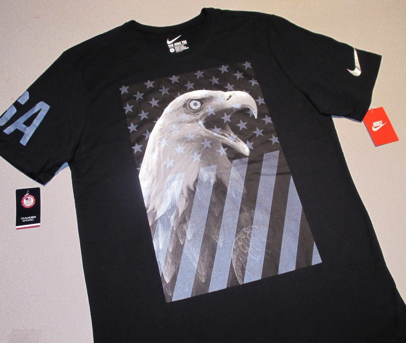 Nike Usa Eagle T Shirt   ANLIS