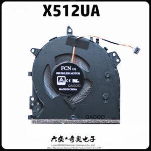 13N1-6TA0U12 FOR ASUS VivoBook 15 F512 X512 X512U X512DA X512UF CPU COOLING FAN