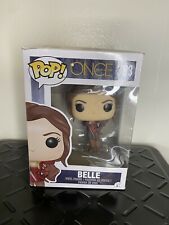 Belle Pop FunKo Free Shipping! Once Upon A Time Vinyl Figure