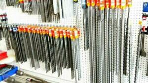 SDS-PLUS and SDS-MAX Drill Bits (Different sizes 6 to 38 Long City of Toronto Toronto (GTA) Preview