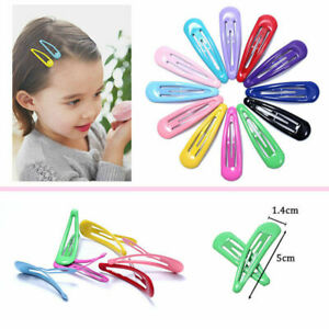5cm-Hair-Clips-for-Hair-Clip-Pins-BB-Hairpins-Candy-Color-Metal-Barrettes-10Pcs