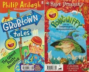 Pongwiffy-and-the-Important-Announcement-Grubtown-Tales-World-Book-Day-2010