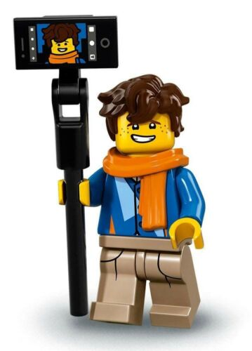 "71019/_06 LEGO minifigure serie /""The NINJAGO Movie/"" JAY WALKER"