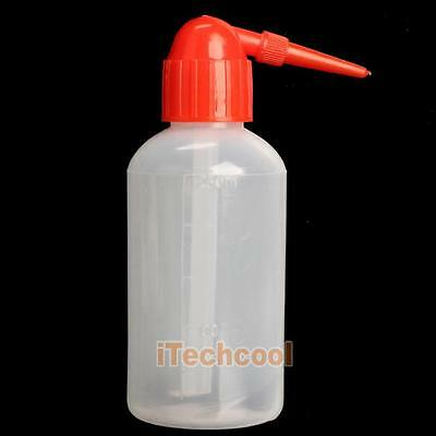 Plastic Squeeze Wash Bottle for Tattooing Tattoo Green Soap Lab 250ml 500ml #T1K