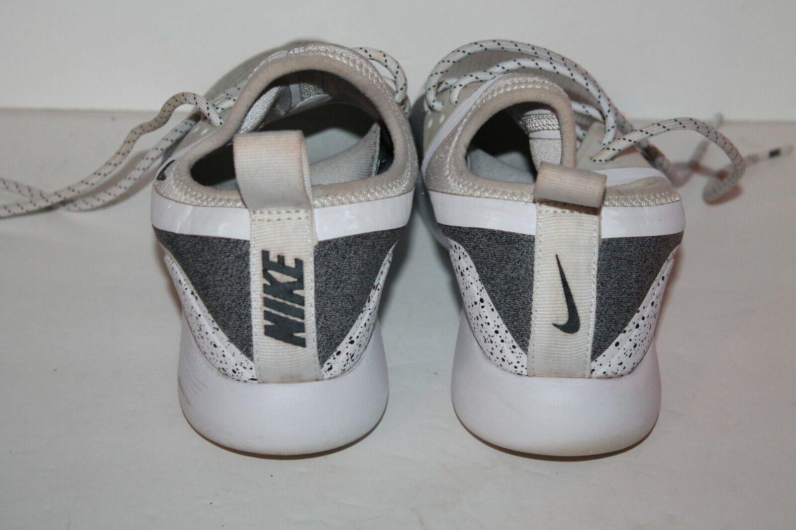 Nike lunarcharge Essentiel Chaussures De Course, #923620-100, Blanc/Gry, Femme US Taille 7