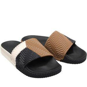 X 99 £ 10 Tamaños Detalles Rrp Adidas De Título Adilette Sandalias 6 119 Alexander Original Wang Ver Originals 80wymPnNOv