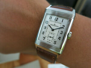 Jaeger LeCoultre Reverso Classic Large Small Seconds REF. 3858522
