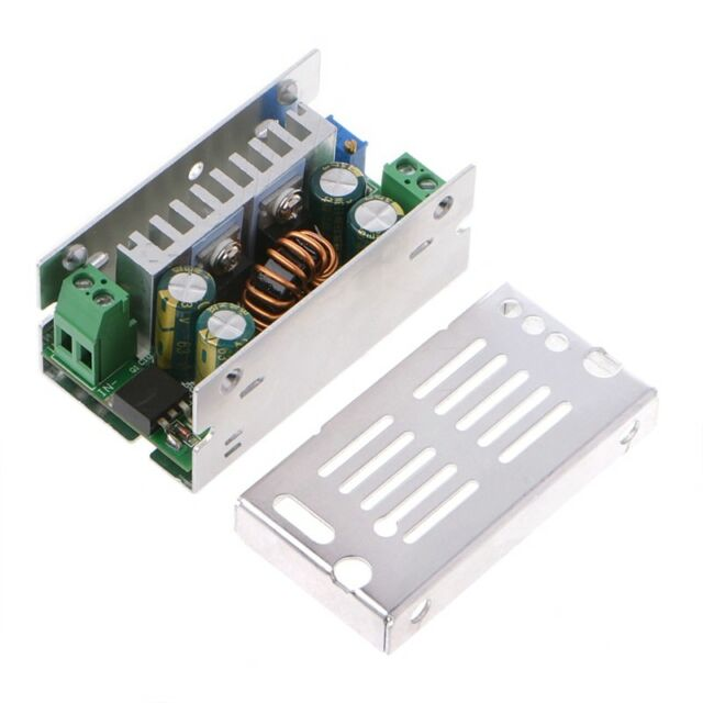 200W 15A DC-DC 8-60V To 1-36V Synchronous Converter Step-down Power Module