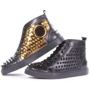 df5374d2201 Image is loading Jump-75-Usa-Shoes-Zoo-Fashion-Men-Black-