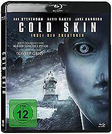 Cold-Skin-Insel-der-Kreaturen-Blu-ray-von-Xavier-DVD-Zustand-sehr-gut