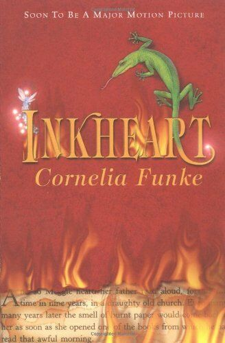Inkheart(Paperback) (Inkheart Trilogy) By Cornelia Funke