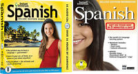 New 17 CD + Workbook Learn to Speak Spanish Language  Beginner to Advanced