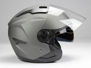 Jethelm-Langvisier-Jet300-Motorradhelm-Roller-Helm-Sonnenblende-S-M-L-XL-XXL