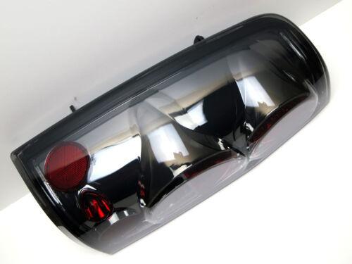 03-06~Silverado~1500~2500~3500~HD~Tail~Light~Lamp~Chrome~Smoke~