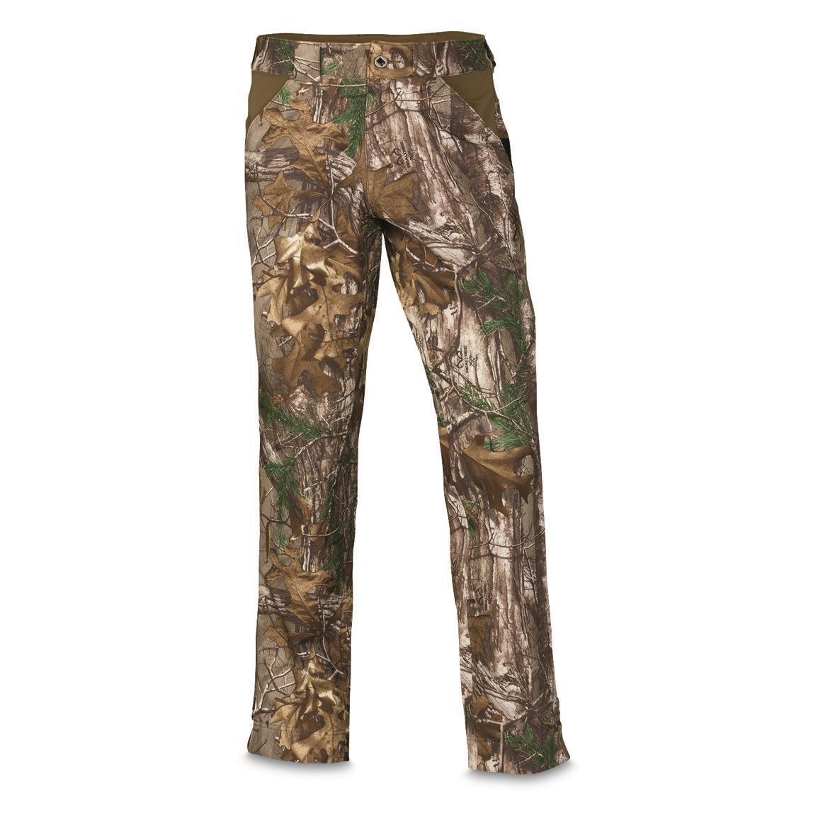 NEW BROWNING Men's Hell's Canyon Mercury Hunting Pants Realtree Xtra Camo 38 48