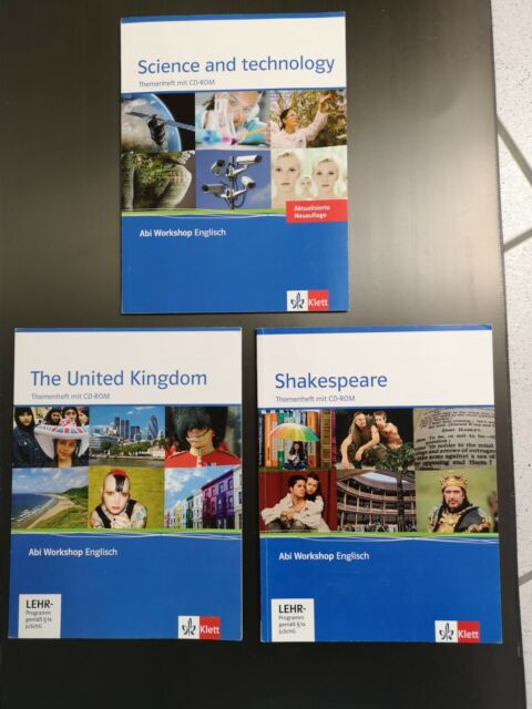 Abi Workshop Englisch: The United Kingdom, Science and Technology, Shakespeare