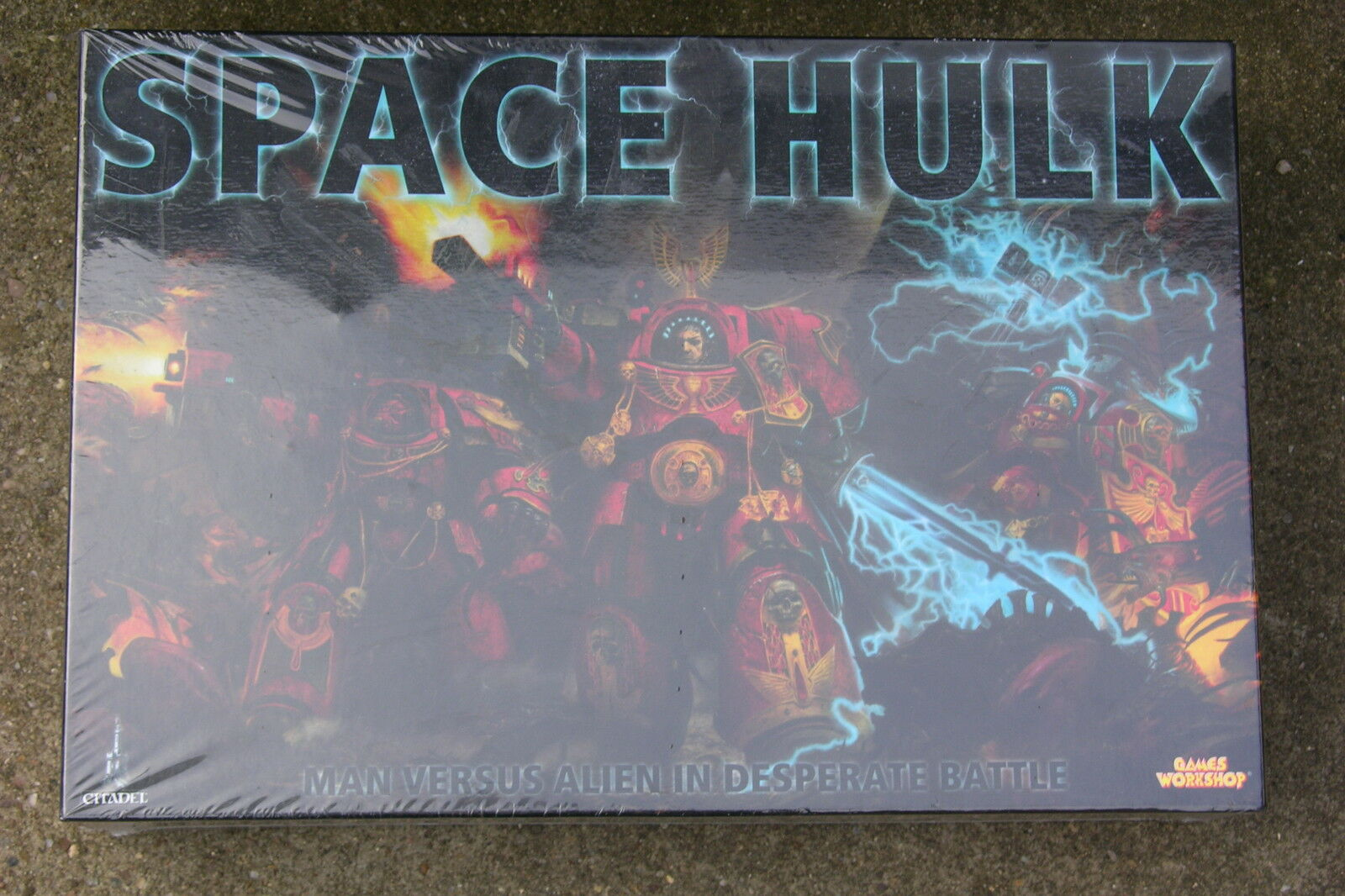 Games Workshop spacehulk, tercera edición BNIB Y Sellado