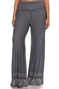 Maternity Capri Pants Lounge Loose Gaucho Yoga Pants  Fold over waist band NEW!